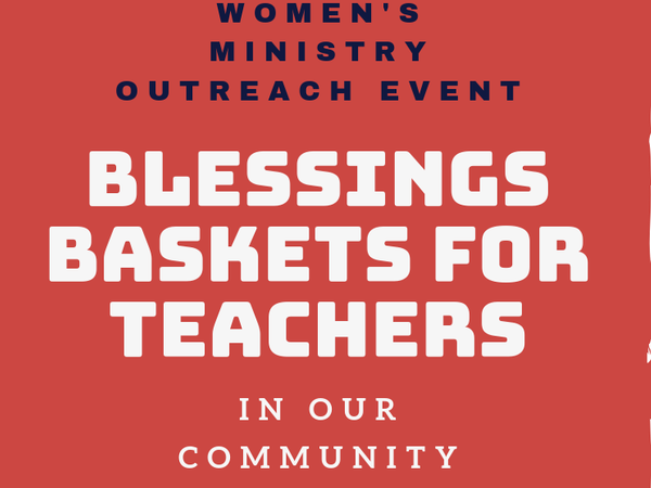 Women's Ministry Outreach event