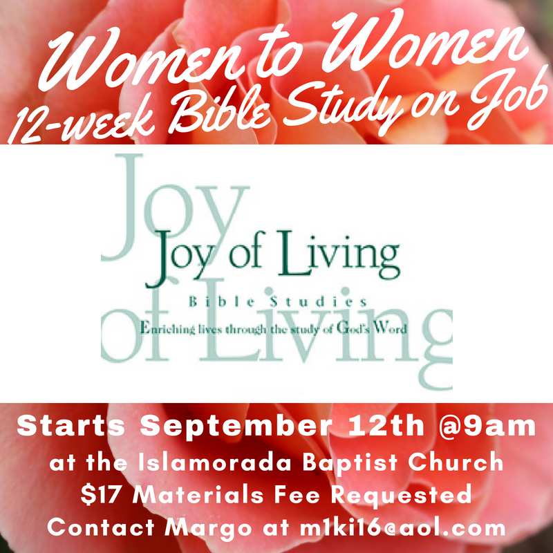 Women to Women Bible Study